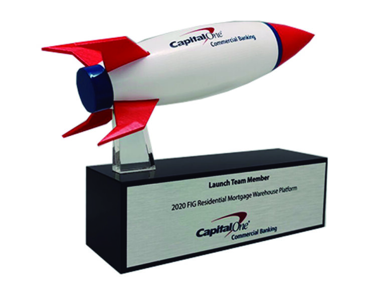 Employee Recognition Rocket Investment Banking