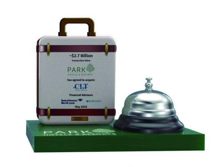 Real Estate Hotel Industry Deal Toy