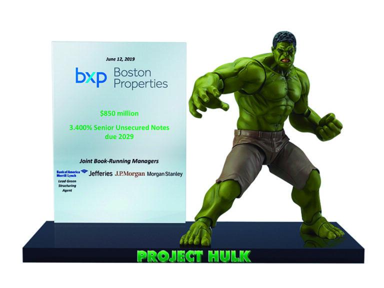 Financial Tombstone Hulk
