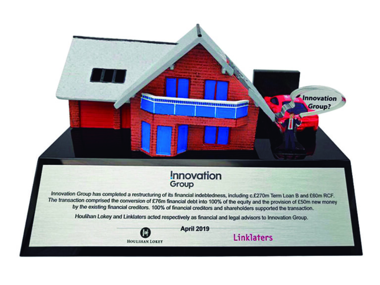 House Themed Investment Banking Deal Toy