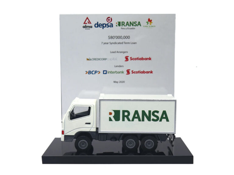 Truck on Base Deal Toy