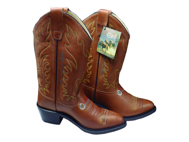 Deal Toys cowboy boots investment bankind